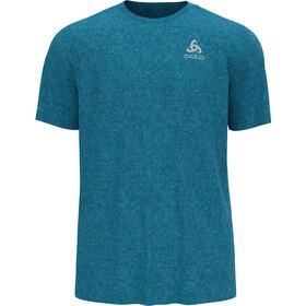 Odlo Run Easy 365 T-Shirt S / S Crew Neck Herrer, blå
